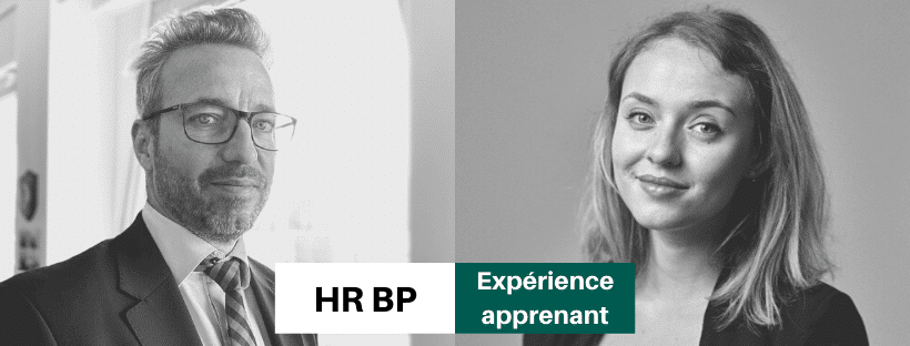 HRBP expérience apprenant